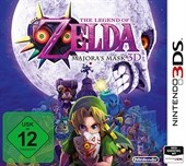 Legend of Zelda - Majora's Mask 3D