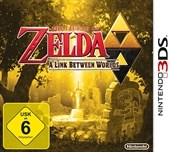 Legend of Zelda - A Link Between Worlds