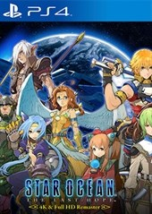 Star Ocean - The Last Hope 4K Remaster