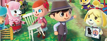 Animal Crossing: New Leaf - Fundorte der Sammelobjekte