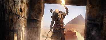 Assassins Creed Origins - Grabmale, antike Tafeln und Mechanismen