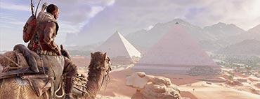 Assassins Creed Origins - Trophäen- und Erfolge-Leitfaden