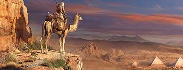 Assassins Creed Origins - Steinkreise und Sternzeichen-Rätsel