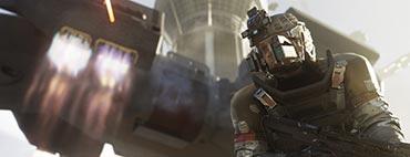 Call of Duty: Infinite Warfare - Fundorte der Ausrüstungsverbesserungen
