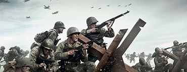 Call of Duty: WWII - Fundorte der Erinnerungen