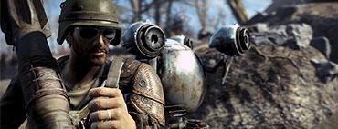 Fallout 4 - Einzigartige Spezial-Waffen