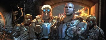 Gears of War - Judgment - Fundorte der KOR-Marken