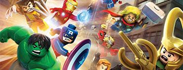 LEGO Marvel Avengers - Story-Lösung und alle Sammelobjekte