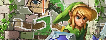 Legend of Zelda - A Link Between Worlds - Lösung für die Sammelobjekte