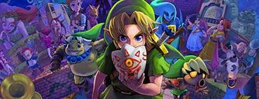 Legend of Zelda - Majora's Mask 3D - Fundorte der Sammelobjekte