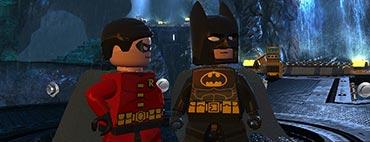 LEGO Batman 2 - DC Super Heroes - Minikit-Held: Fundorte der Minikits