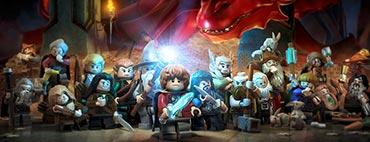 LEGO Der Hobbit - 100% in den Kapiteln und alle Sammelobjekte