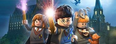 LEGO Harry Potter: Die Jahre 1-4 - Die Fundorte der Sammelobjekte