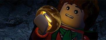 LEGO Herr der Ringe - Fundorte der Sammelobjekte