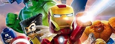 LEGO Marvel: Super Heroes - Leitfaden Trophäen / Erfolge und Sammelobjekte