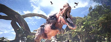 Monster Hunter World - Mäntel- und Booster-Guide