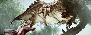 Monster Hunter World - Monster und Drachenälteste