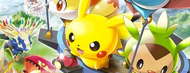 Pokémon Rumble World - Liste mit allen Passwörtern